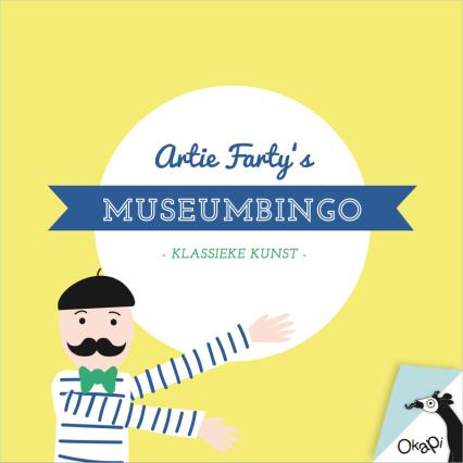 Museumbingo klassiek 1